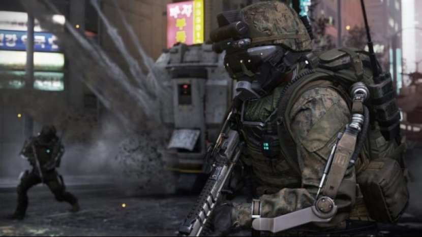 Первое DLC для Call of Duty: Advanced Warfare