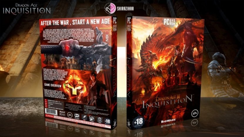 В Denuvo говорят, что Dragon Age: Inquisition на торрентах не видно