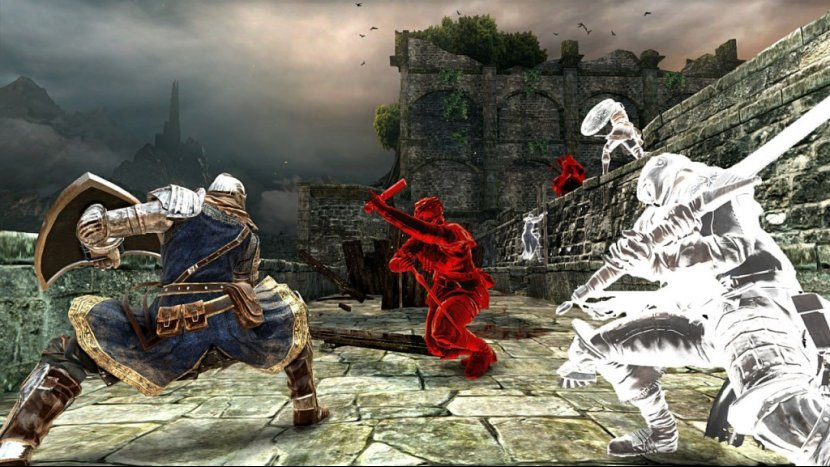 Анонс Dark Souls II: Scholar of the First Sin