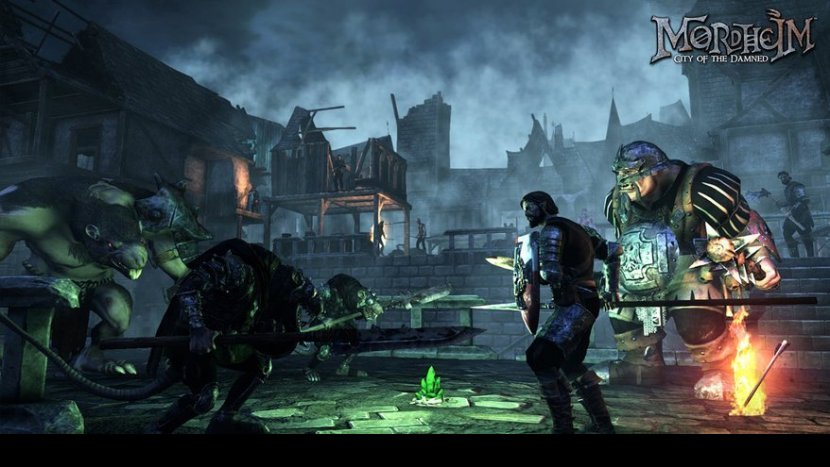 Дебютный геймплей Mordheim: City of the Damned
