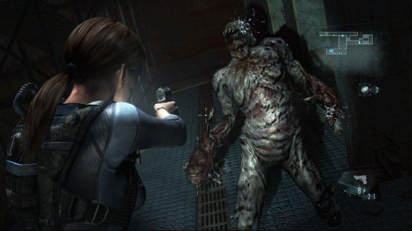 Новые геймплейные трейлеры Resident Evil: Revelations 2