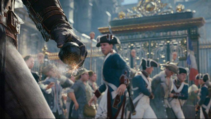 Проблемы с оптимизацией Assassin's Creed: Unity