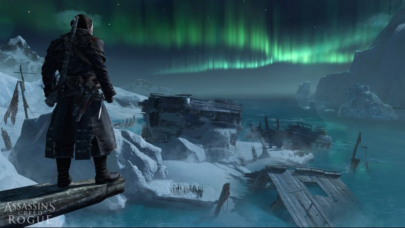Релизный трейлер Assassin's Creed: Rogue