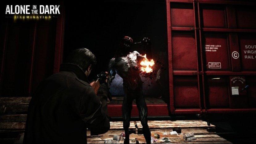 Новый трейлер и скриншоты Alone in the Dark: Illumination