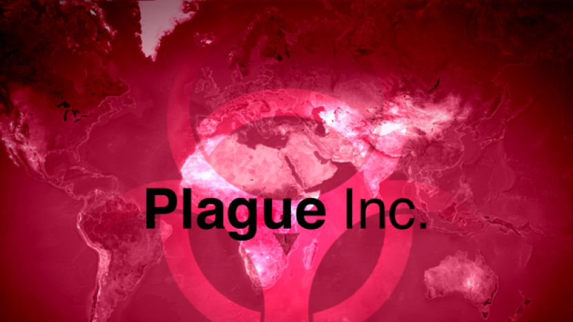 Эбола увеличила популярность Plague Inc.