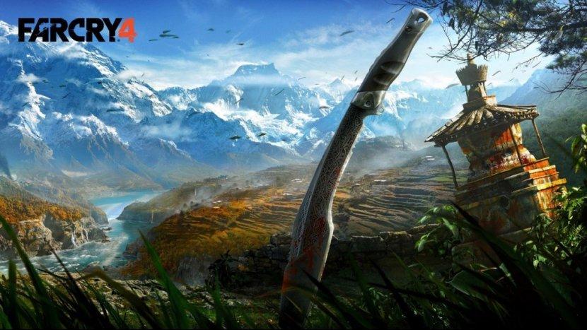 Геймплей Far Cry 4 на PS4