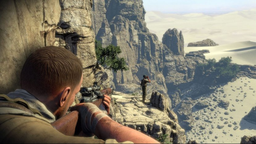 В Sniper Elite 3 добавили технологию Mantle