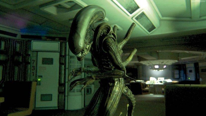 Alien: Isolation - последний шанс