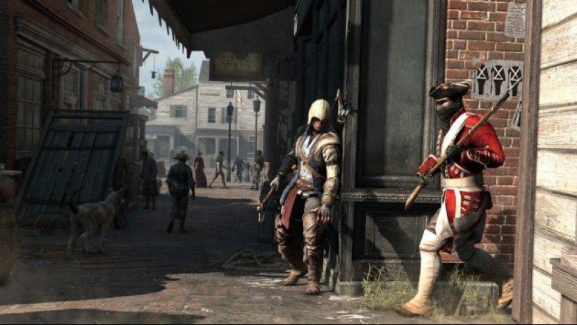 Assassin's Creed повторный курс американской истории