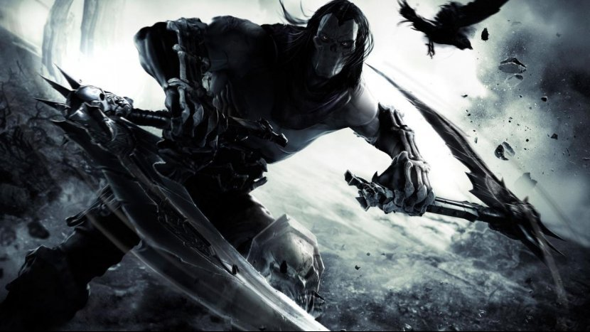 Darksiders 3 в разработке