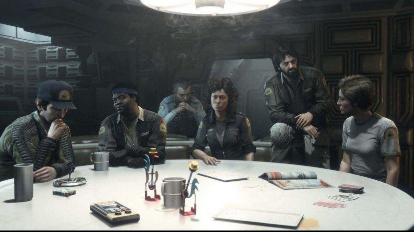 Актерский состав Alien: Isolation