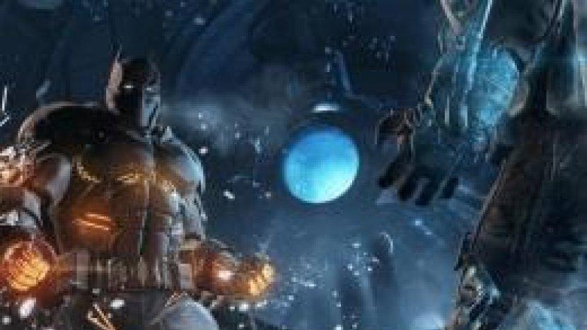Новый утепленный костюм для Бэтмена