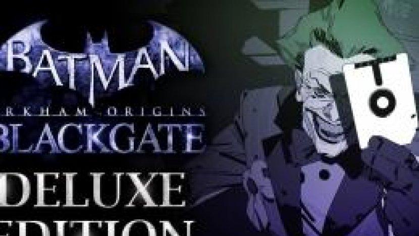 Анонс Batman: Arkham Origins Blackgate Deluxe Edition