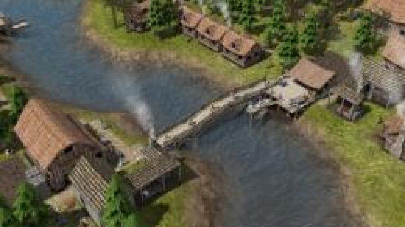 Состоялся релиз градостроительного симулятора Banished