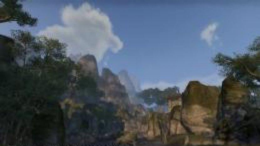 The Elder Scrolls Online - новый видеоролик