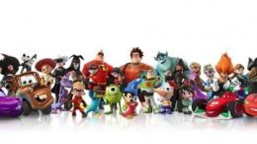 Disney Infinity - 3 млн. копий