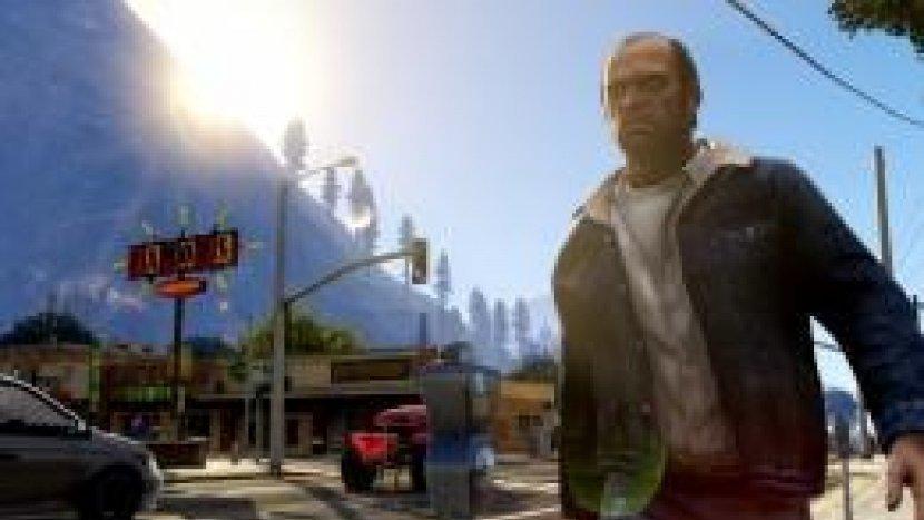 PC-версия Grand Theft Auto V может выйти 12 марта
