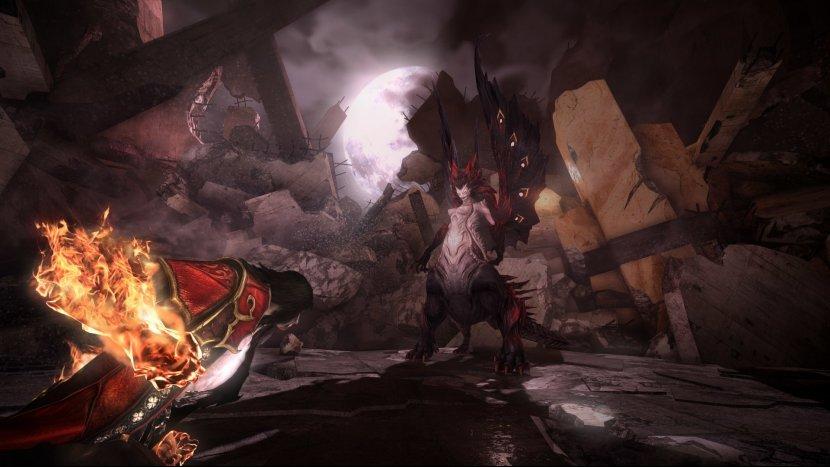 ПК-версия Castlevania: Lords of Shadow 2 - игра нового поколения