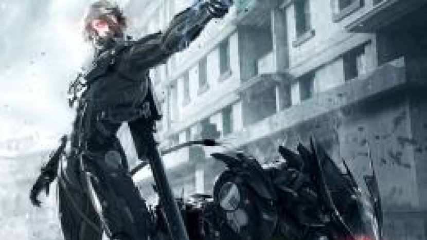 Разрешение Metal Gear Rising: Revengeance не выше 1080р