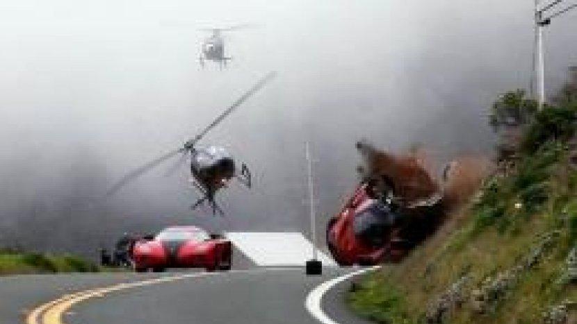 Сюжетный трейлер фильма Need for Speed