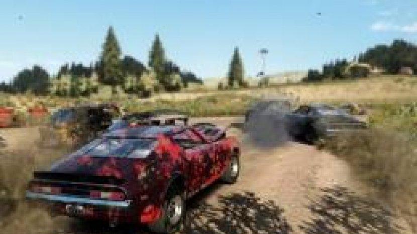 Геймплей последовательницы FlatOut - Next Car Game