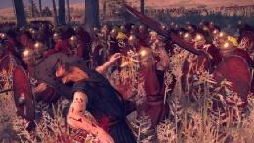 Total War: ROME II - Blood & Gore или Рим, каким он был
