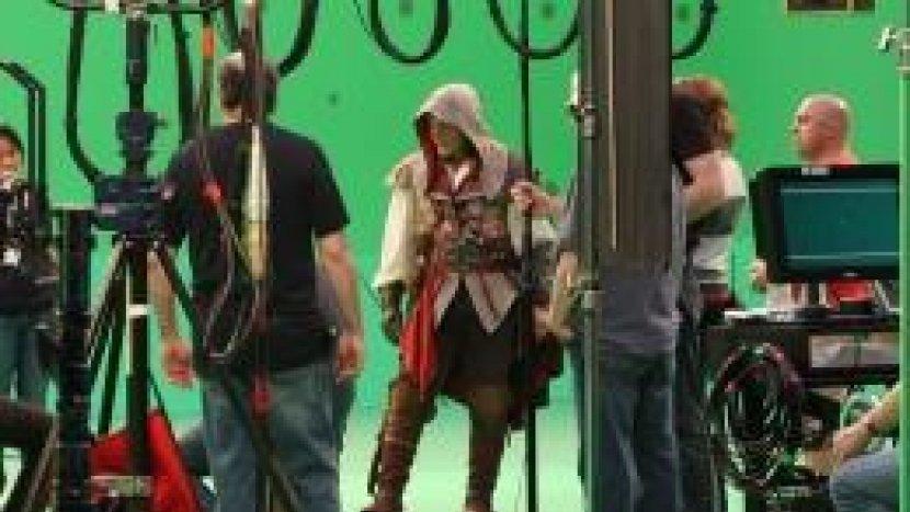 Фильм Assassin's Creed находится на стадии написания сценария