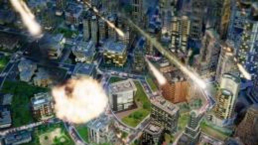 В SimCity будет офлайн режим
