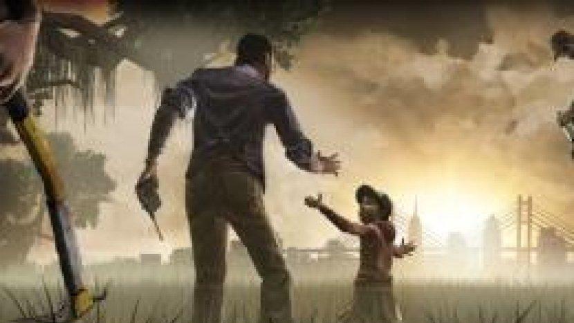 Первый сезон The Walking Dead для приставки OUYA