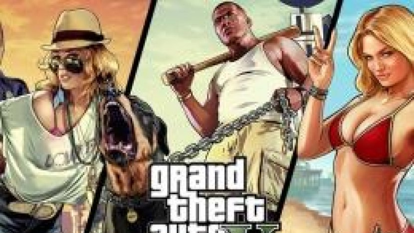 Пираты взломали PS3-версию GTA V