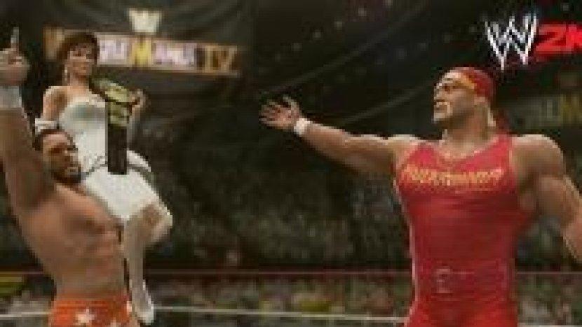 Новый трейлер WWE2K14