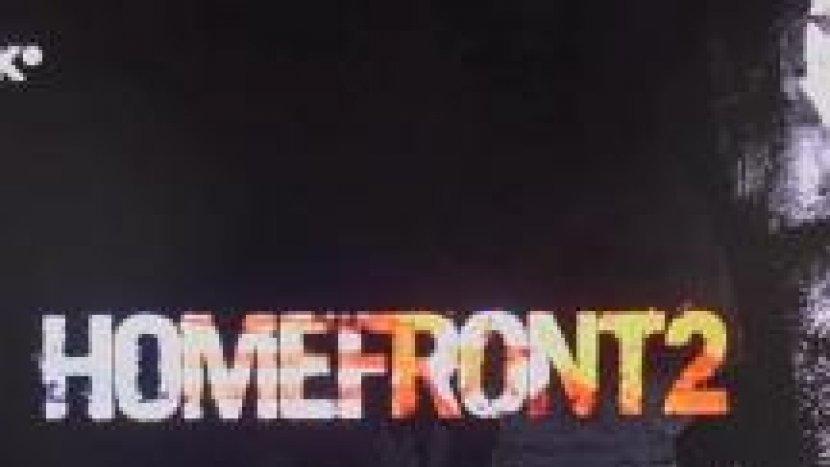 Демонстрация ранней версии Homefront 2
