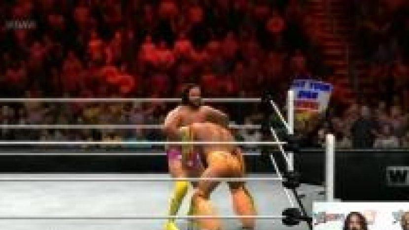Геймплей WWE2K14
