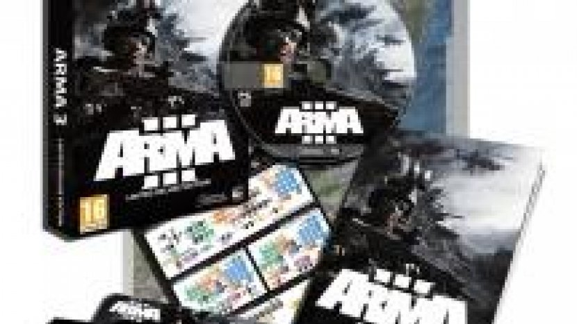 Deluxe Edition игры Arma III
