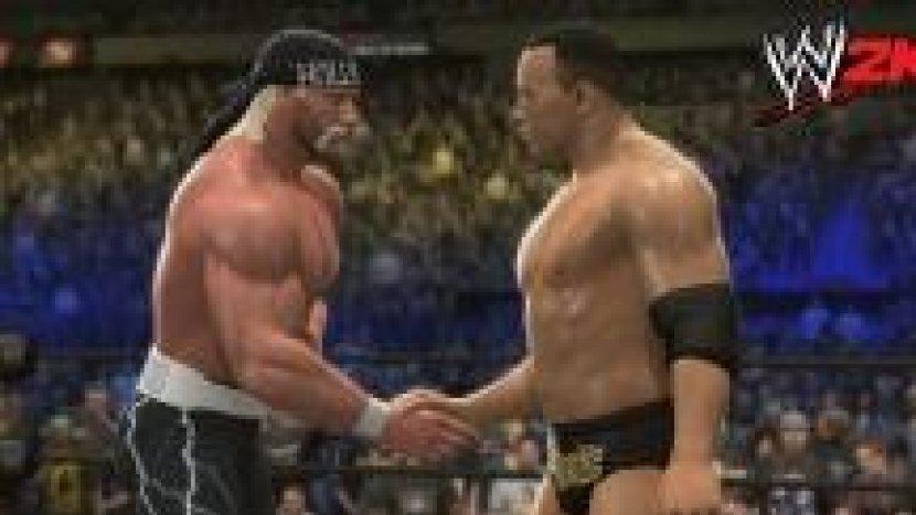 30 легендарных лет в WWE'2K14
