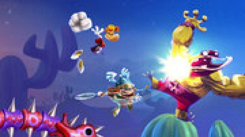 Эксклюзивные костюмы Rayman: Legends для Wii U