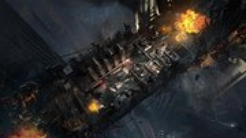 Презентация мультиплеера Call of Duty: Ghosts