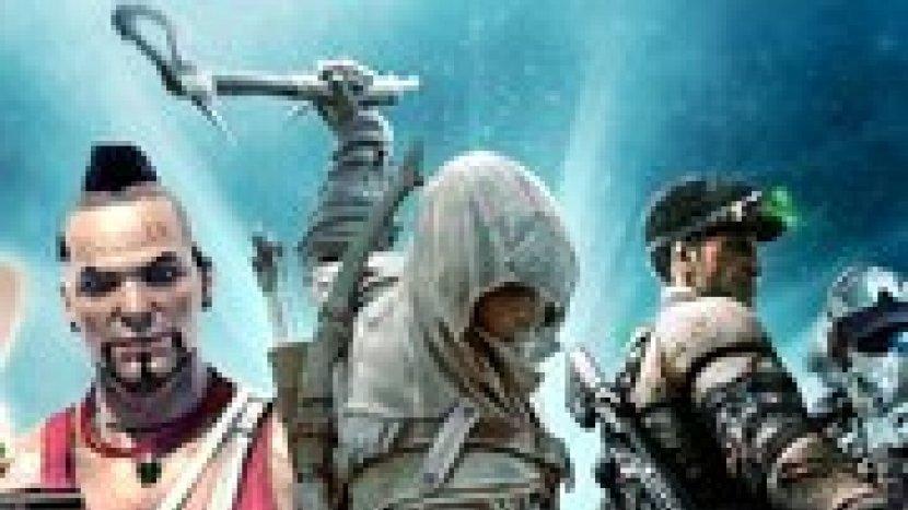 """Ubisoft: переход на консоли """"поворотный момент"""" для индустрии"""