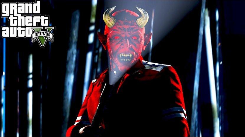 Для GTA Online вышло новое обновление, в котором появились маньяки