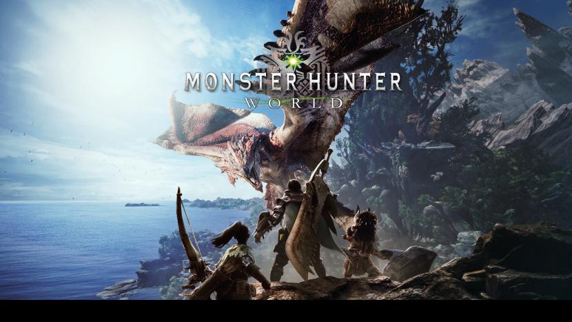Демонстрация локации «Коралловое нагорье» в новом ролике Monster Hunter World