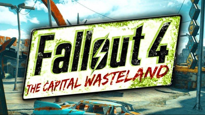 Для Fallout 4 выйдет популярная модификация «Capital Wasteland» из игры Fallout 3