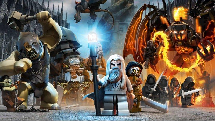 Lego Lord of the Rings будет включать 85 играбельных персонажей