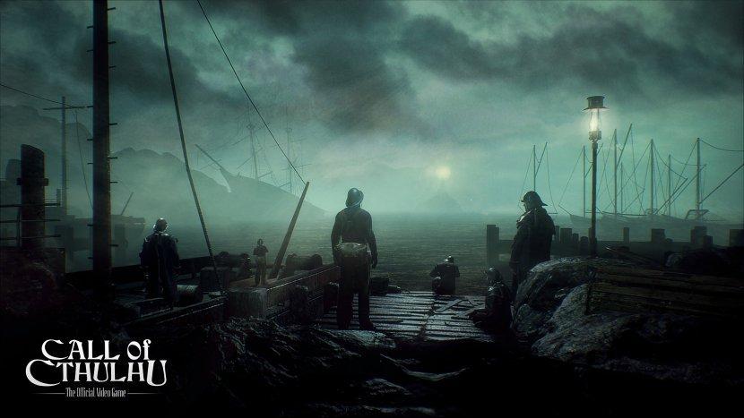 Первый геймплей Call of Cthulhu: The Official Video Game