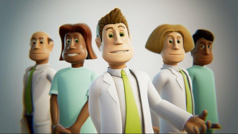 Разработчики Two Point Hospital официально показали первый геймплей игры