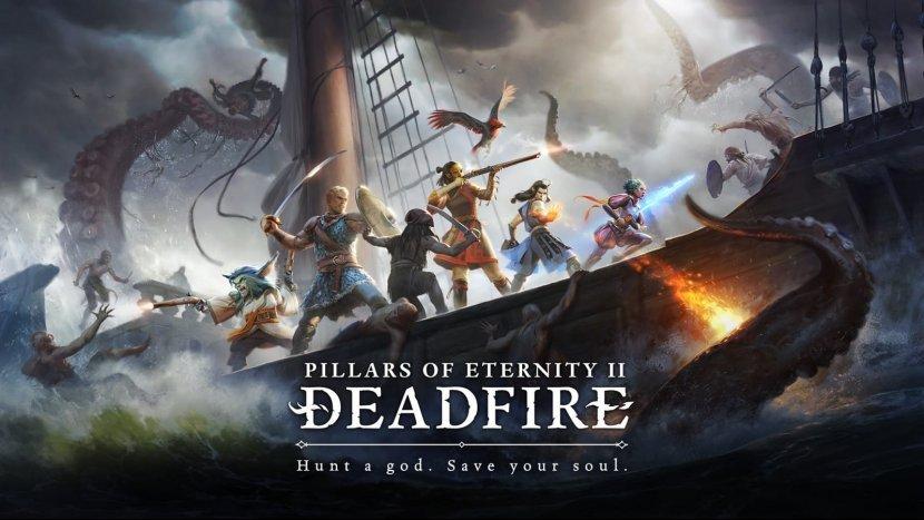 Всё о механике мореплавания в Pillars of Eternity 2: Deadfire