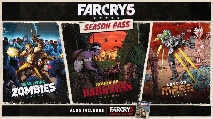 Far Cry 5 обещают активно поддерживать игру после выхода: появится редактор карт, интересные события и много дополнений