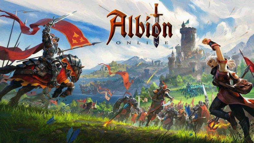 В Steam вышел Albion Online сo щедрой скидкой