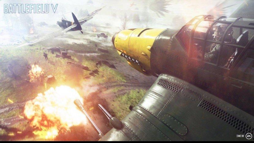 Сегодня стартует закрытое альфа-тестирование Battlefield V – опубликованы системные требования игры