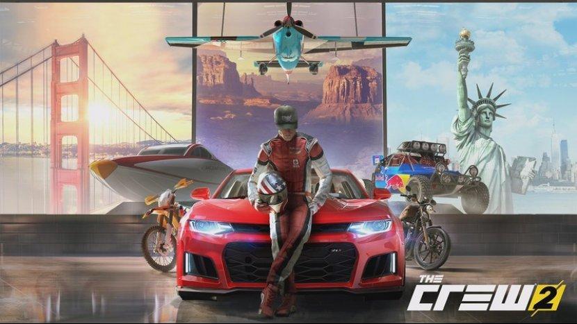 Технические проблемы The Crew 2 заставили компанию Sony убрать из своего магазина игру в России