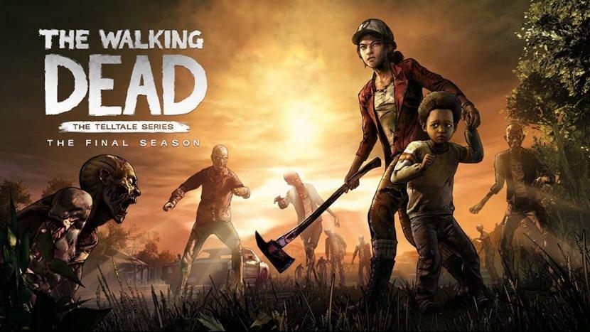 Появился новый трейлер финального сезона игры The Walking Dead: The Final Season